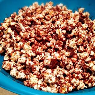 Thin Mint Popcorn.
