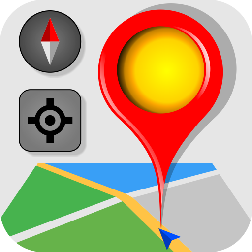 GPS Route Finder-GPS Tracker (app)