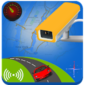 GPS Speed Camera Detector: Speedometer Speed Alert Android APK Download Free By AC Soft Technologies
