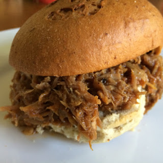 Gluten Free Shredded BBQ Pork