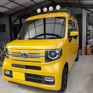 N-VAN  2WD ターボのカスタム事例画像 道化師太鼓さんの2019年05月08日14:24の投稿
