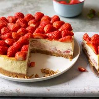 Vodka Strawberry Cheesecake Recipe