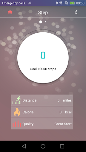 iTECH Activity Tracker 1.0.3 screenshots 1