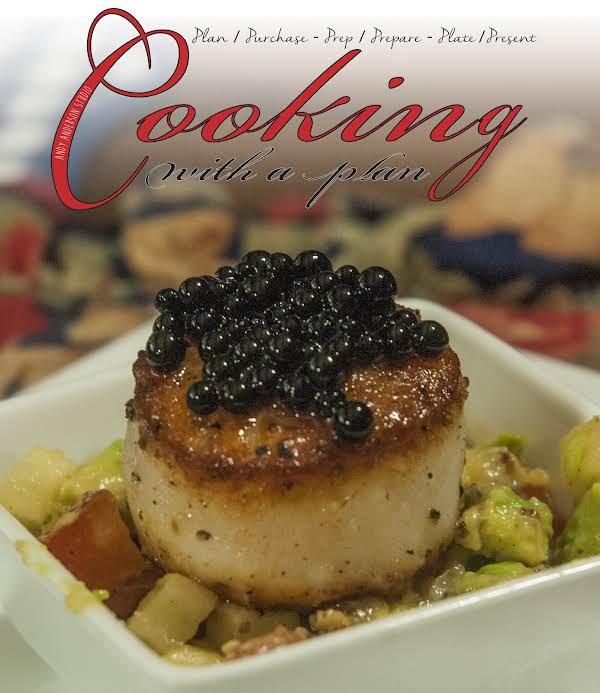 Awesome Scallop Appetizers Recipe