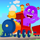 My Chomping Monster Town - Toy Train Game for Kids (game)