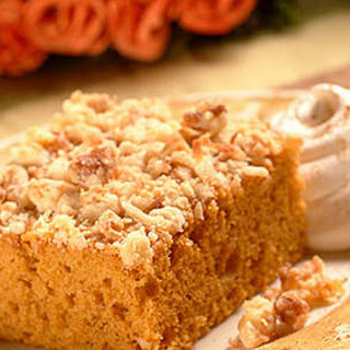 Libby's Pumpkin Crunch Cake