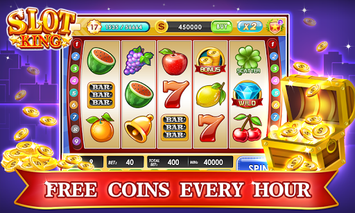 Slot Machines - Free Vegas Slots Casino apkpoly screenshots 1