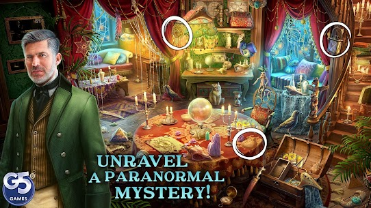 The Paranormal Society: Hidden Adventure 10
