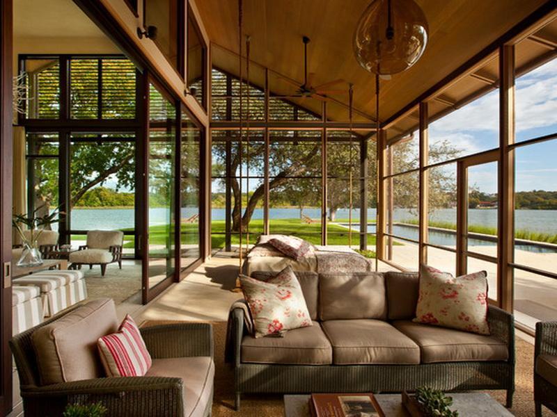 Emejing Back Porch Design Ideas Pictures - Interior Design Ideas ...