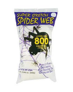 Spindelnät, 240 gram