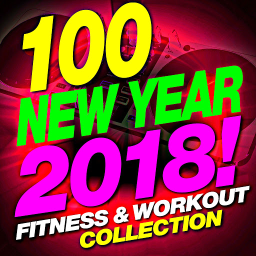 Weihnachtslieder Remix.Workout Music 100 New Year 2018 Fitness Workout Collection