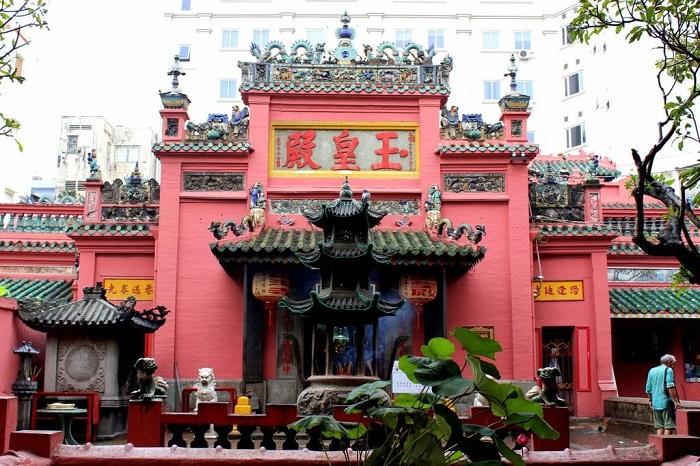 Giới thiệu về chùa Ngọc Hoàng