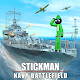 Download Stickman Naval Warship Strike For PC Windows and Mac