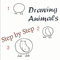 Drawing Animals Step by Step icon