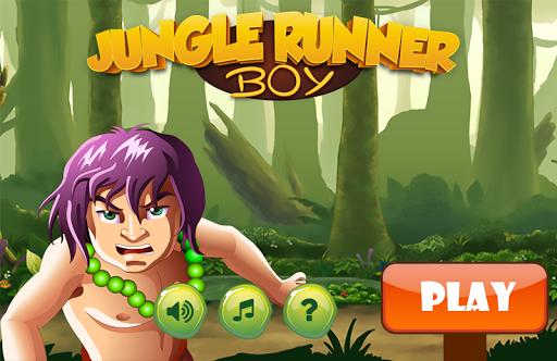 Jungle Runner Boy