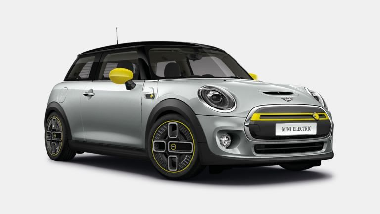 She's electric: The new Mini Electric has been launched and it will cost a shade under £25,000