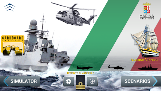 Marina Militare It Navy Sim Screenshot