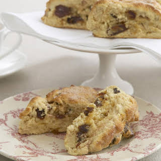 Date and Walnut Scones.