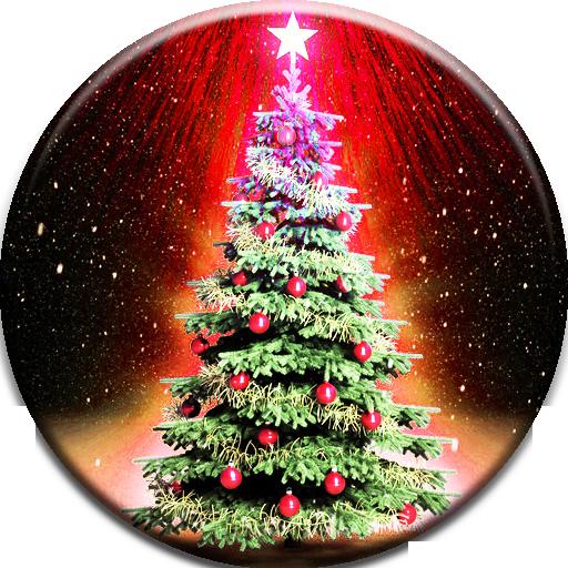 娱乐の雪のクリスマス3Dライブ壁紙 LOGO-記事Game