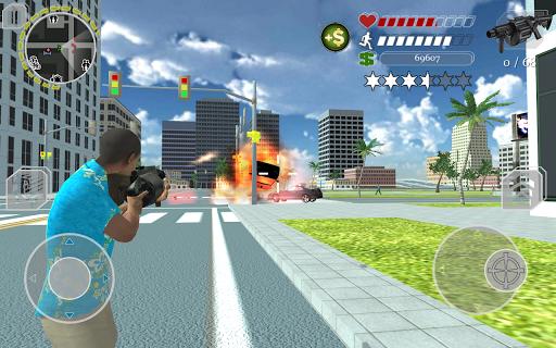 Miami Crime Vice Town Screenshot