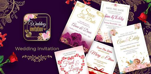 wedding invitation card maker  creator rsvp  apps on