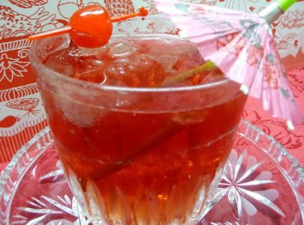 Ruby Relaxer - Ruby Tuesday Copycat Recipe