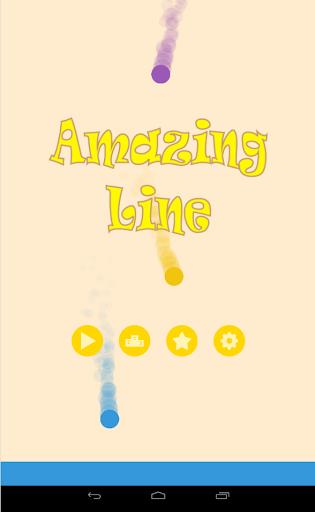 Amazing Line Dot