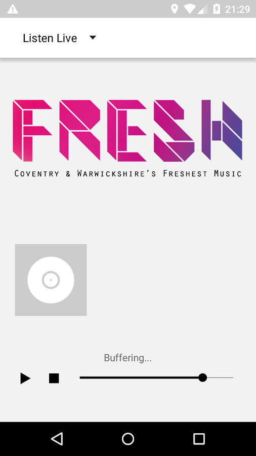 Fresh Coventry & Warwickshire- screenshot