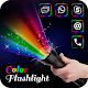 Download Color Flashlight : Torch LED Flash On Call & SMS For PC Windows and Mac