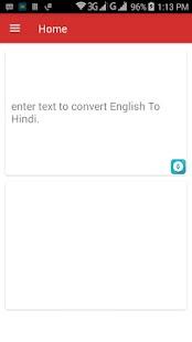 LanguageConvertor - náhled