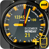 Watch Face ROAD