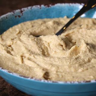 Oil & Salt Free Hummus.