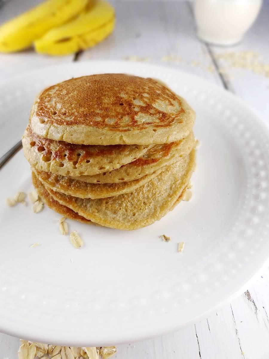 how to make dairy free pancakes