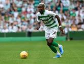 Celtic heeft een bod ontvangen voor Boli Bolingoli: Franse tweedeklasser wil hem huren