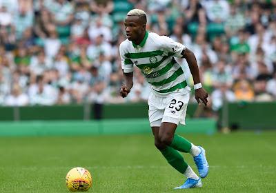 Le Celtic aurait reçu une offre pour Boli Bolingoli
