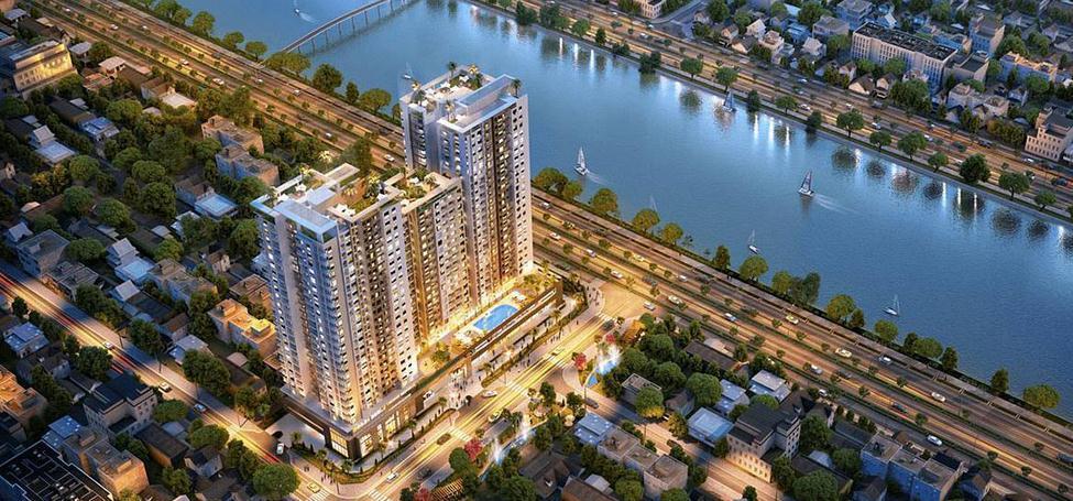 D - Aqua Quận 8: Dự án căn hộ chung cư giá rẻ sắp mở bán 2020