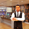 Virtual Chef Restaurant Manager - Cooking Games icon