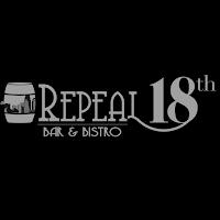 Repeal 18th Bar & Bistro logo