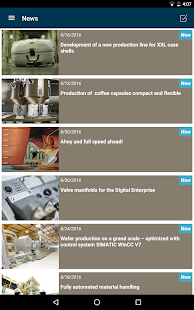 Siemens Industry References- screenshot thumbnail