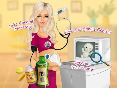 Download Sweet Baby Girl Newborn Baby For PC Windows and Mac apk screenshot 12