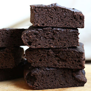 No-Guilt Chocolate Brownies