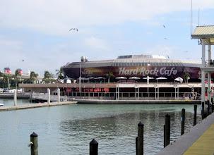 Photo: Ja Hard Rock Cafe täälläkin