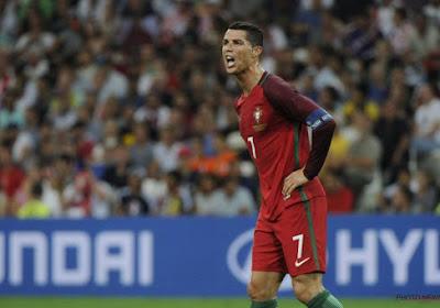 """Coleman lance des fleurs à un homme qu'il connait très bien: """"Ronaldo n'a pas que le talent"""""""
