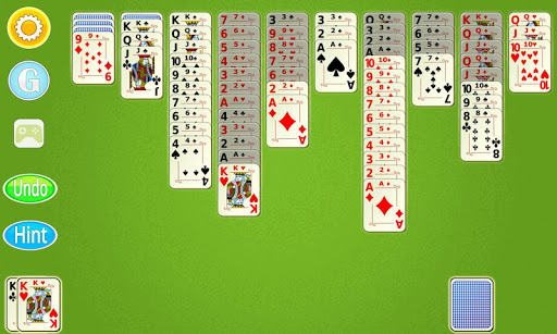 Spider Solitaire Mobile  screenshots 7