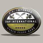 Logo for D&V International