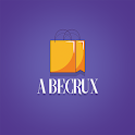 aBecrux - App UI with Left Navigation icon