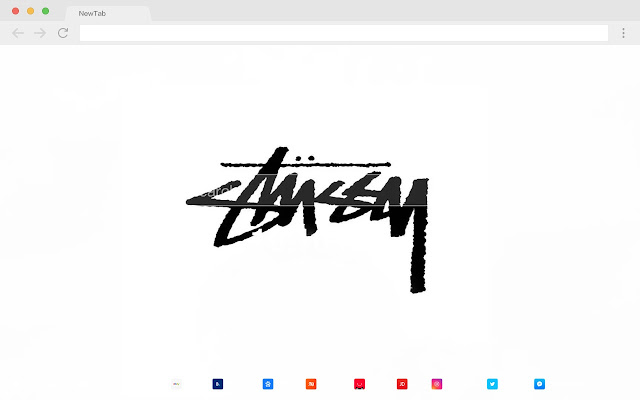 Stussy HD Wallpapers New Tab Brands Themes