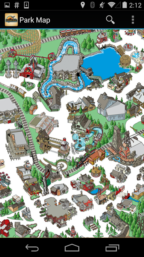 Silver Dollar City- screenshot