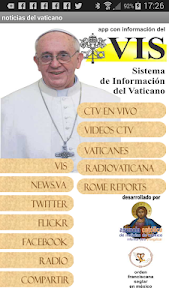 Noticias del Vaticano screenshot 0