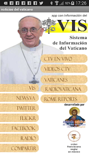 Noticias del Vaticano- screenshot thumbnail